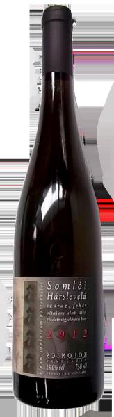 Kolonics Somloi Harslevelu 2012, 750 ml