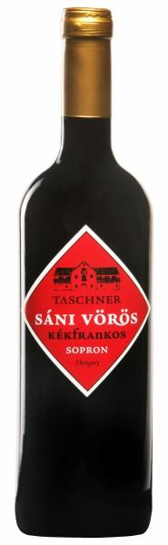 Taschner Sani Red (Kekfrankos) 2008, 750 ml